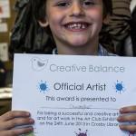 Creative Balance - Editorial