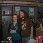 Bar Staff: Embryo @ 81 Renshaw 2012