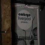 Flyer: Embryo @ 81 Renshaw 2012